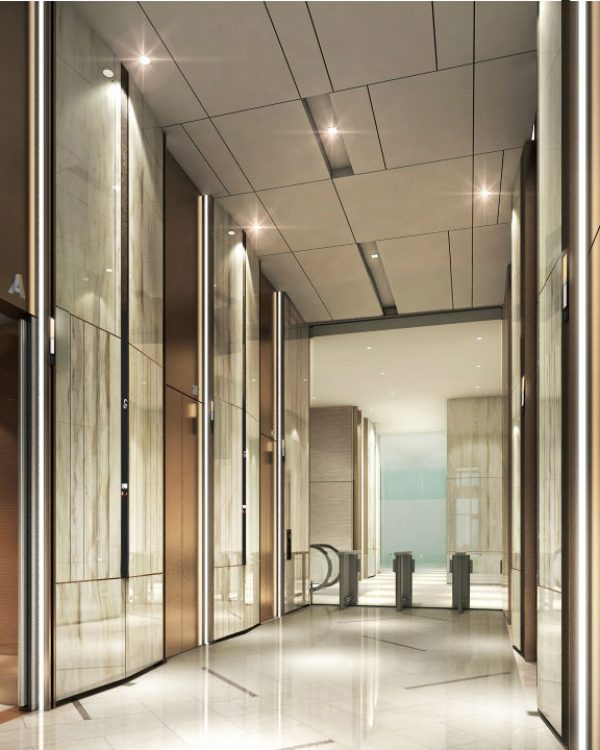 Office Main Lift Lobby (HR) resized