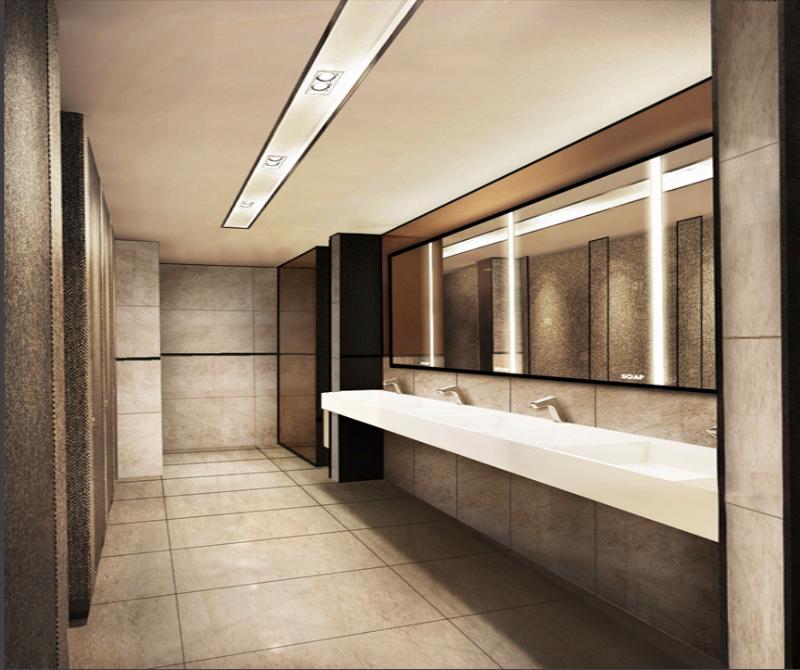 Office Washroom